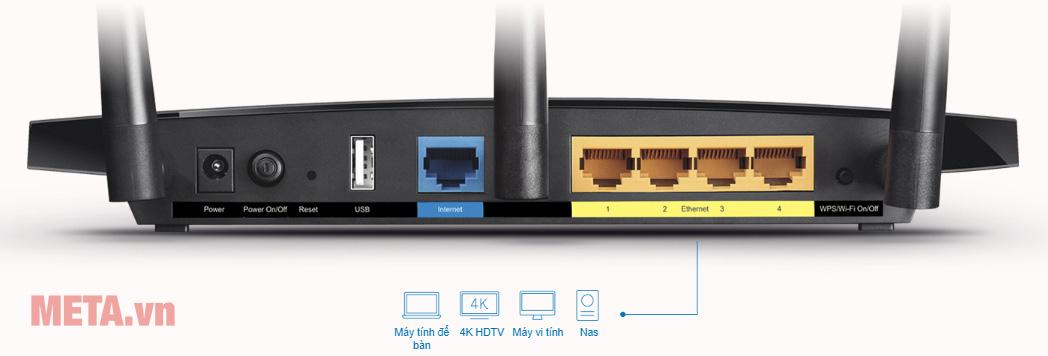 Bộ phát Wifi băng tần kép TP-Link
