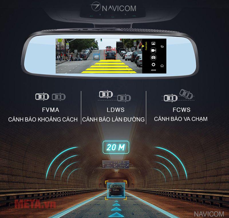 Camera hành trình cao cấp Navicom