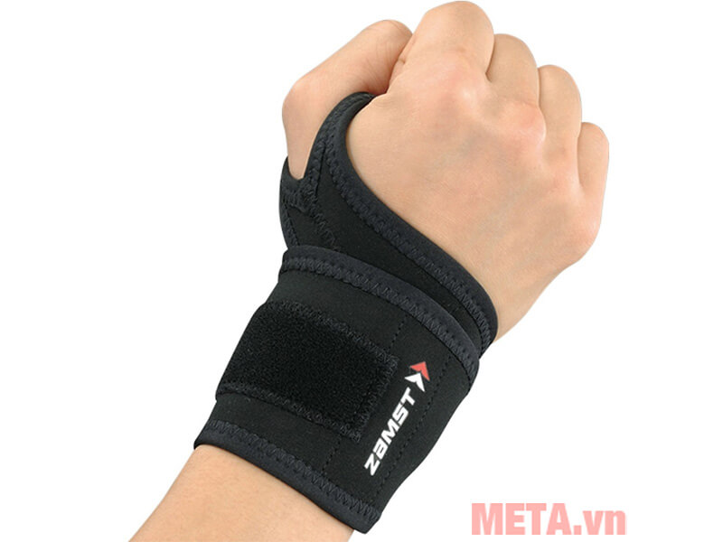 Băng cổ tay Zamst