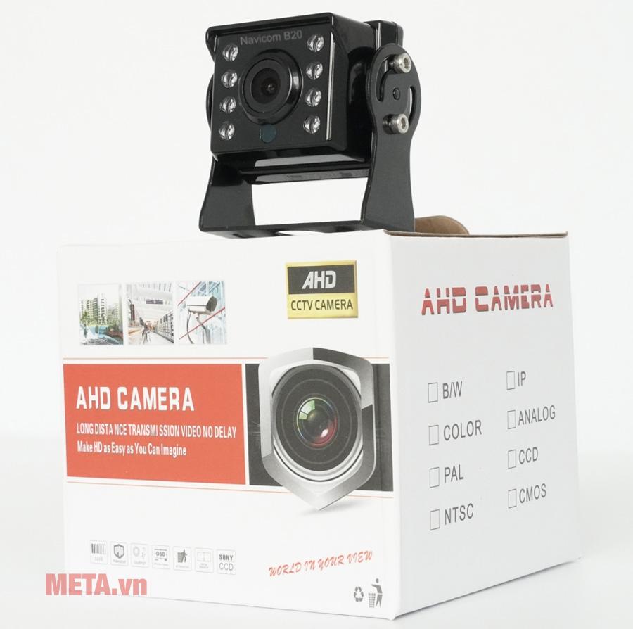 Camera giám sát ô tô Navicom