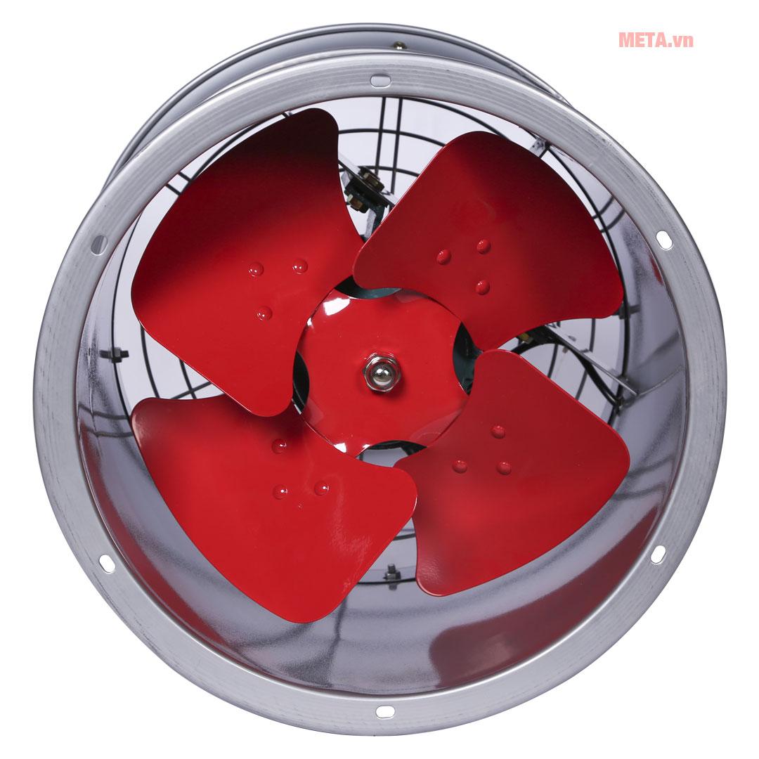 Quạt thông gió HAIKI HKS60G hoạt động với công suất lớn, lưu lượng gió mạnh