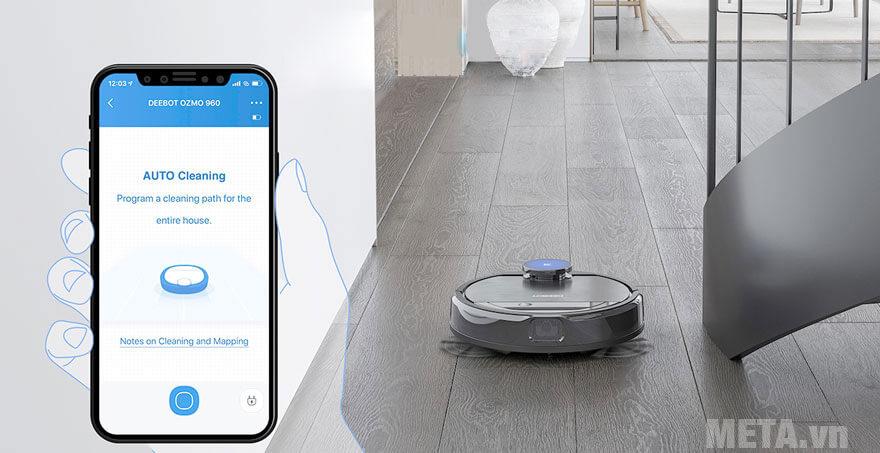 Kết nối ứng dụng và thiết bị thông minh