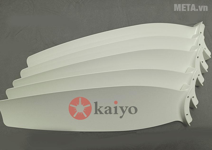 5 cánh quạt làm từ nhựa ABS