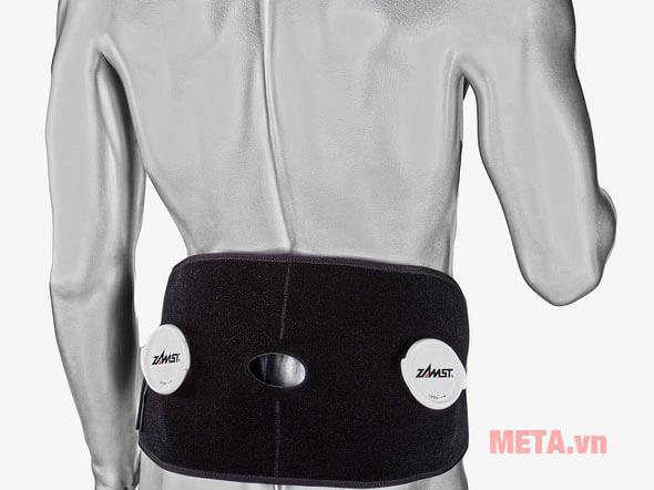 Túi chườm lưng eo