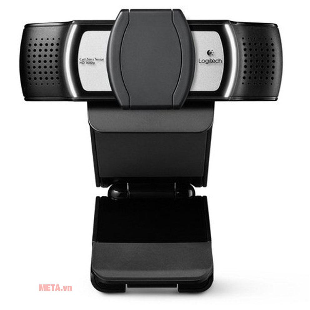 Webcam C930e hỗ trợ tiêu chuẩn H.264