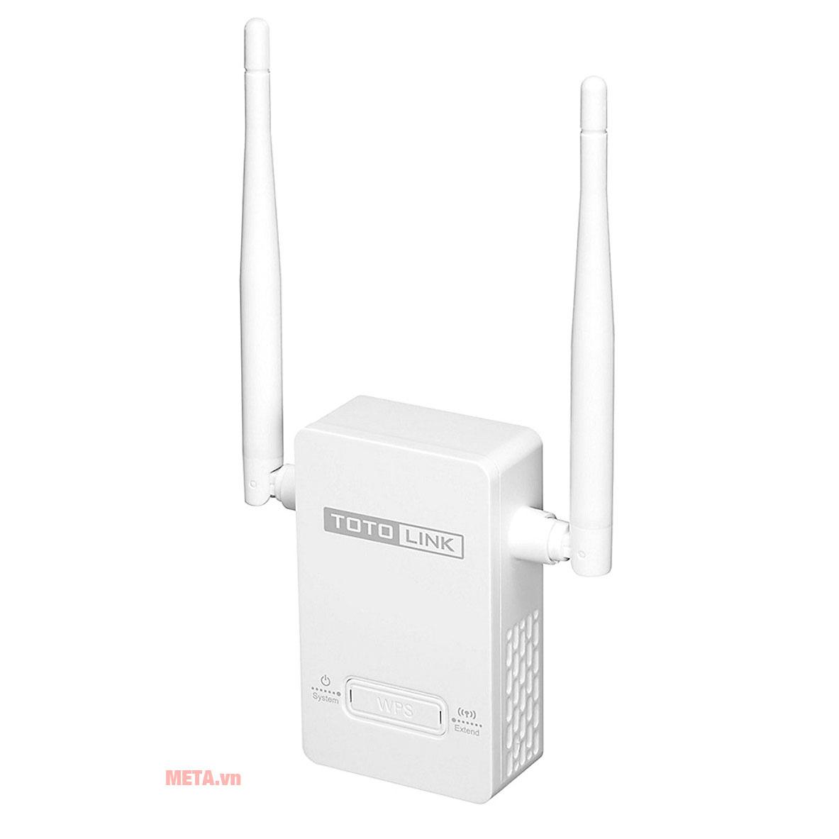 Bộ kích sóng wifi Totolink EX200 tốc độ nhanh, phủ sóng rộng