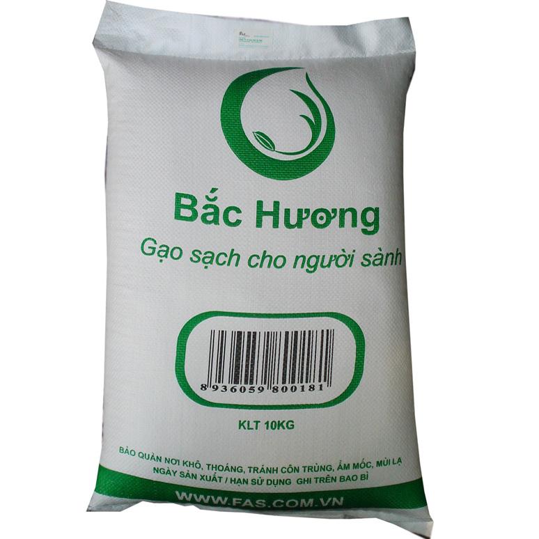 Gạo Bắc Hương loại 10kg
