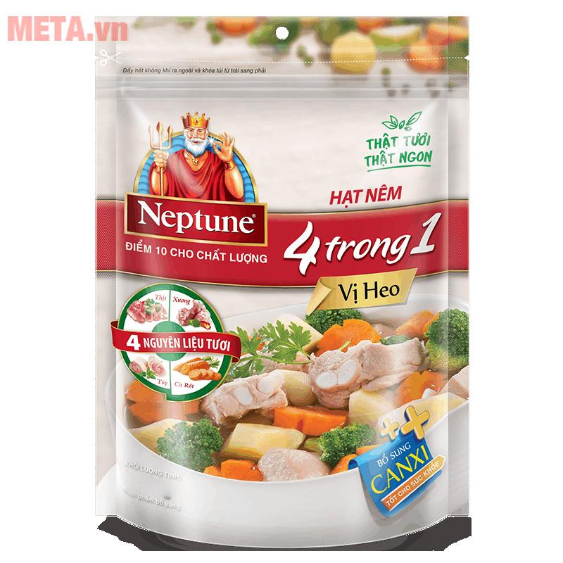 Hạt nêm Neptune vị heo