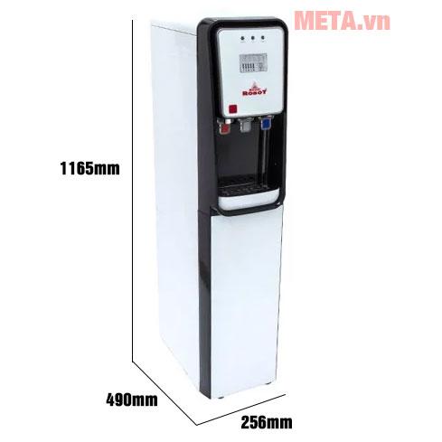 Kích thước máy lọc nước