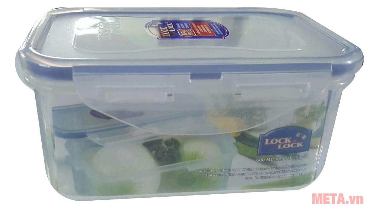 Hộp đựng thực phẩm nhựa