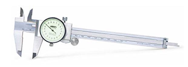 Hình ảnh thước cặp đồng hồ Insize 1312-150A