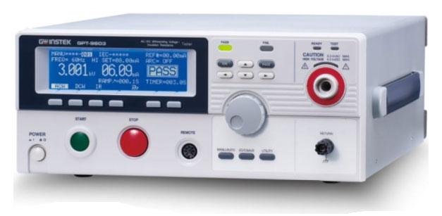 Máy kiểm tra an toàn điện GW Instek GPT-9803