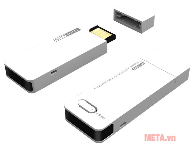 USB Wifi thu sóng Totolink