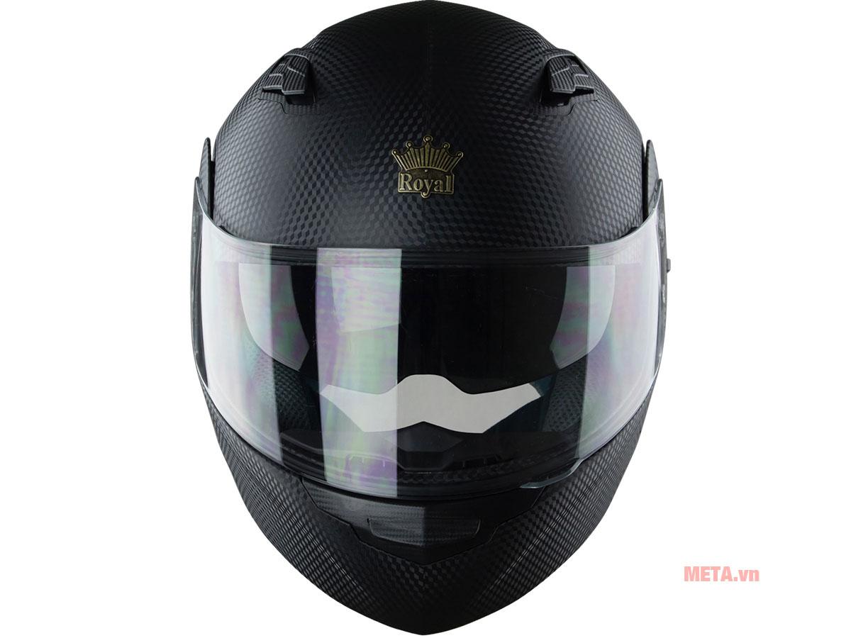 Mũ bảo hiểm Royal M179 thiết kế thời trang