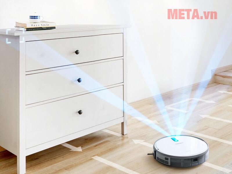 Robot hút bụi Ecovacs