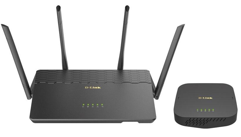 Thiết bị không dây Router D-Link COVR-3902