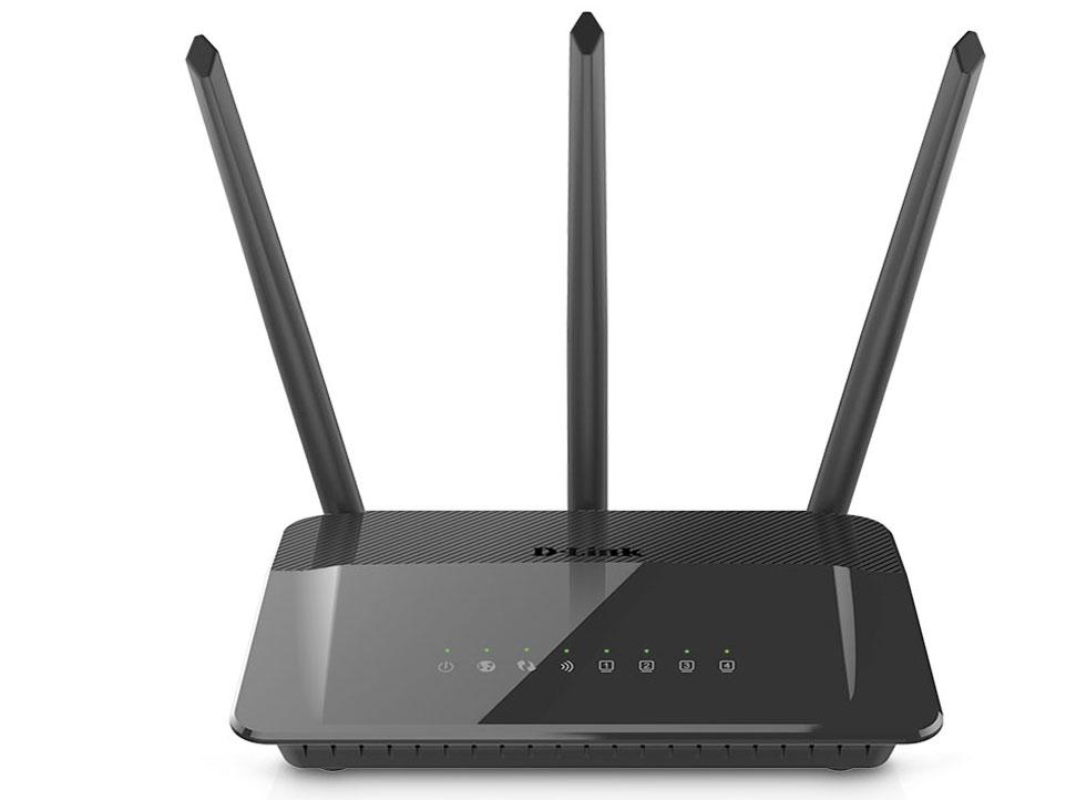 Thiết bị thu phát Wifi D-link DIR-859