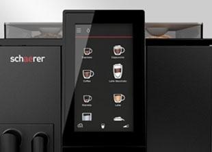Máy pha cà phê Schaerer