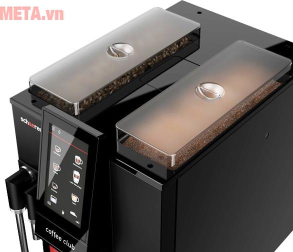 Máy pha cà phê tự động Schaerer