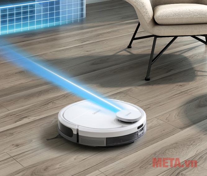 Robot hút bụi Ecovacs Deebot