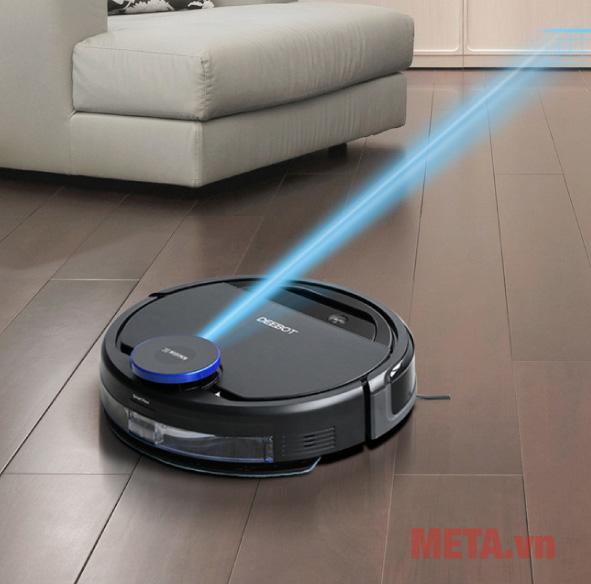 Robot hút bụi Ecovacs OZMO930