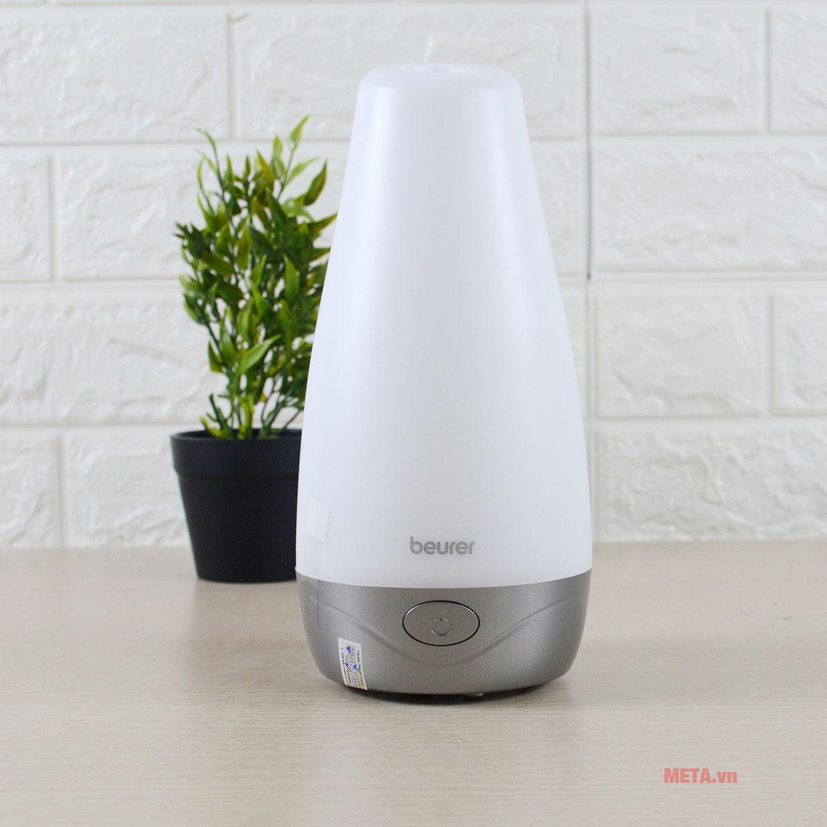 Đèn xông tinh dầu Beurer LA30 có chức năng tự ngắt khi hết nước