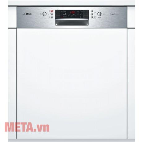 Máy rửa bát âm tủ Bosch SMI46MS03E