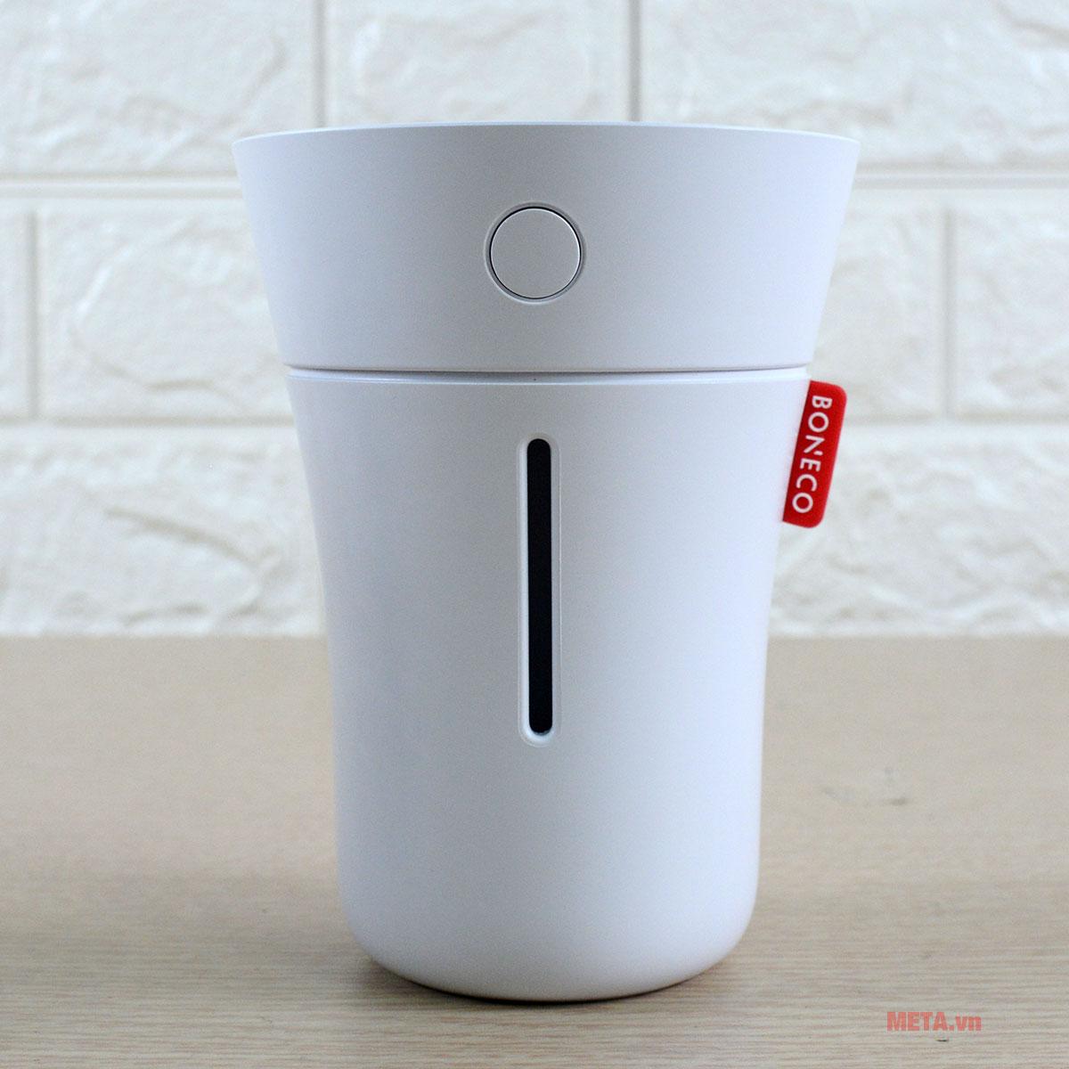 Máy tạo độ ẩm Ultrasonic Boneco U50 màu trắng trang nhã