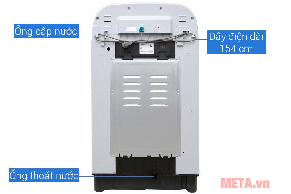 Máy giặt 10.5kg