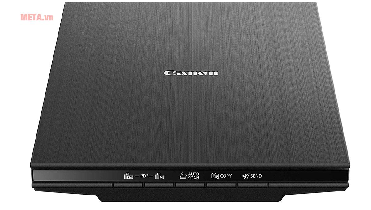 Máy scan Canon Lide 400 thiết kế tinh tế, sang trọng