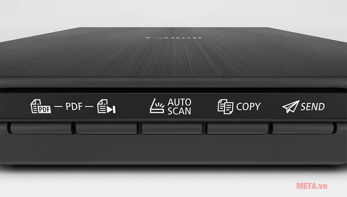Máy scan Canon Lide 400 giúp số hóa dữ liệu