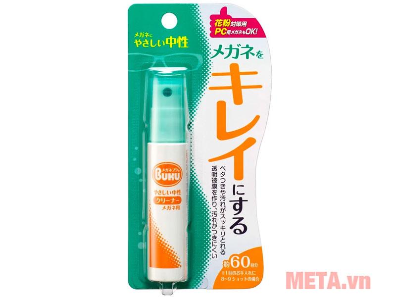 Dung dịch vệ sinh mắt kính Soft99