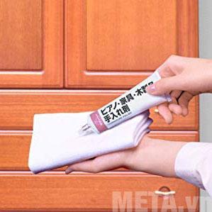 Hướng dẫn vệ sinh đồ gỗ với kem vệ sinh, làm bóng đồ gỗ Furniture Polish