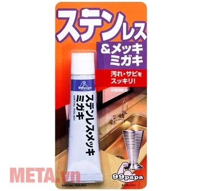 Kem vệ sinh, tẩy gỉ sét kim loại Metal Polish
