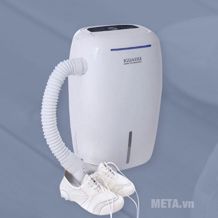 Máy hút ẩm ChungHo CDF-012 (CHDH-120D1) có chức năng sấy khô