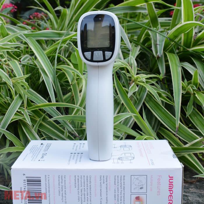 Thiết bị đo nhiệt độ cơ thể
