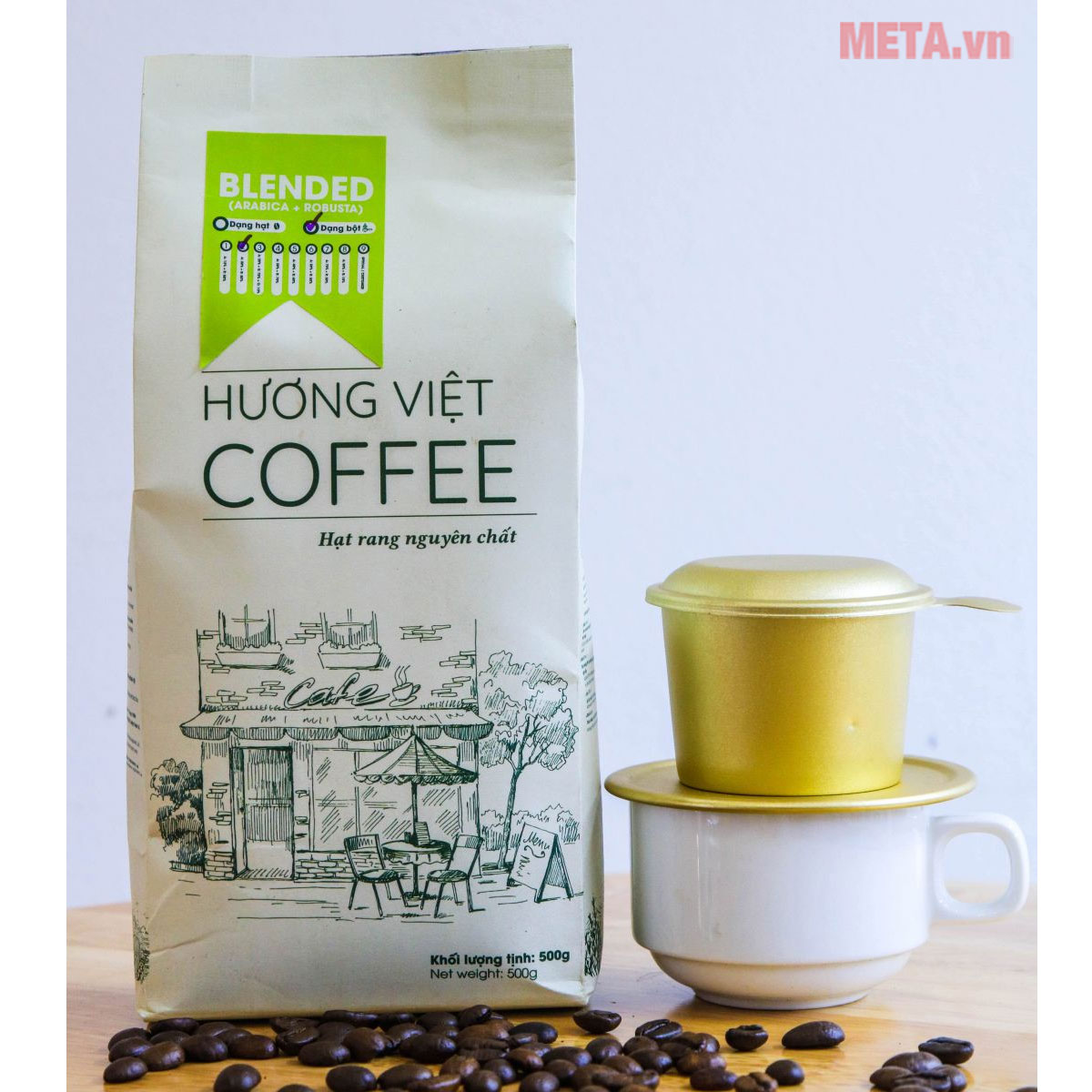 Cà phê Blended