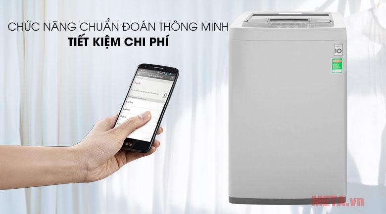 Máy giặt LG thông minh
