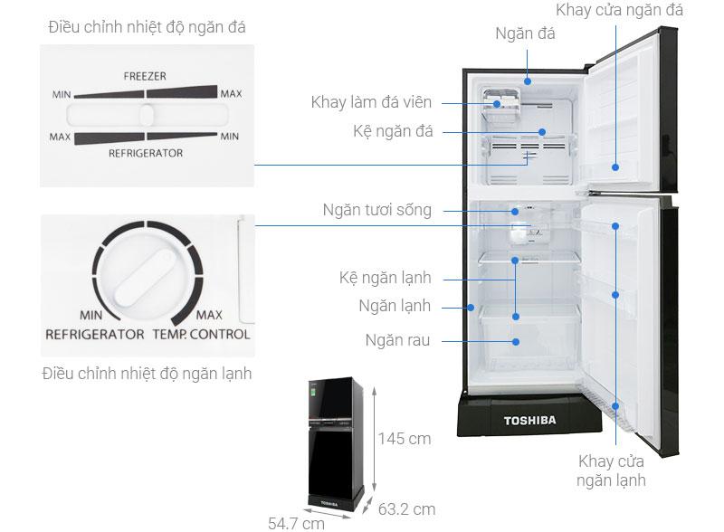 Cấu tạo chi tiết của tủ
