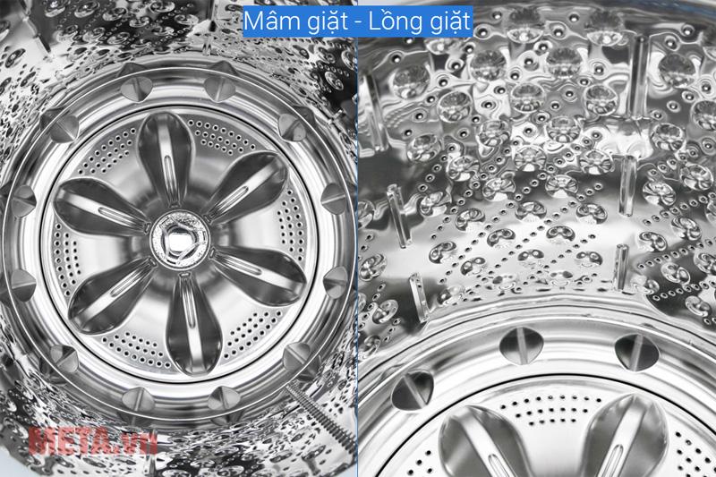 Máy giặt lồng đứng LG TH2111SSAL