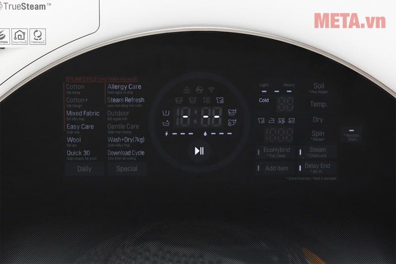 Máy giặt sấy LG FG1405H3W1