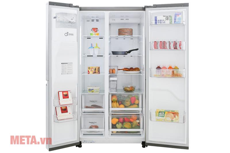 Tủ lạnh LG GR-D247JDS