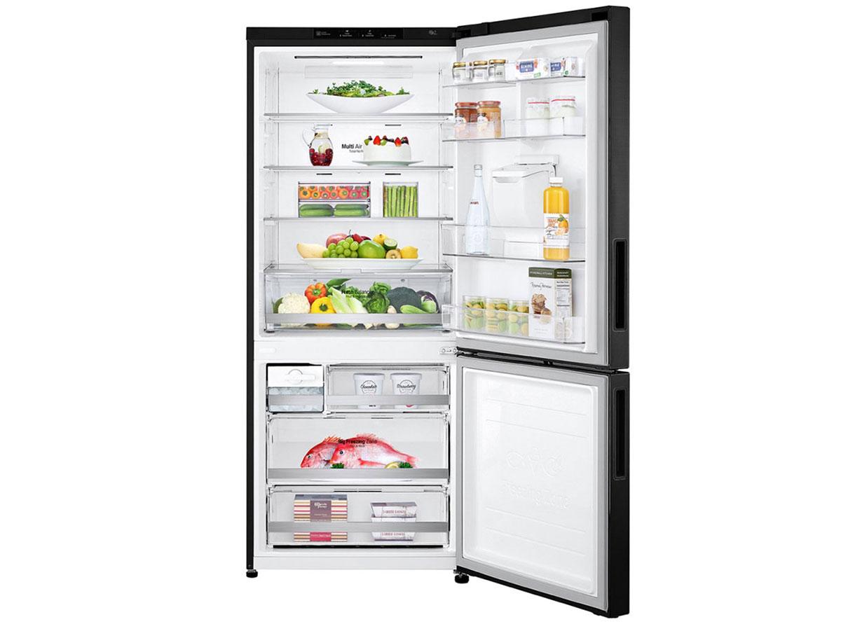 Tủ lạnh LG Inverter GR-D405MC thiết kế ngăn mát phía trên