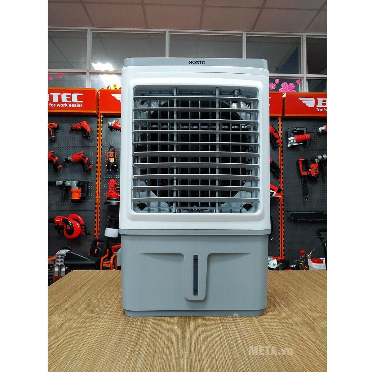 Quạt làm mát hơi nước Sonic SNI38AR làm mát tối ưu cho mùa hè