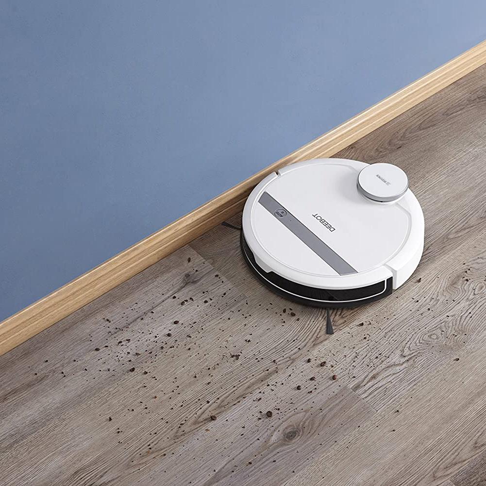 Robot hút bụi Ecovas Deebot 900 DE5G