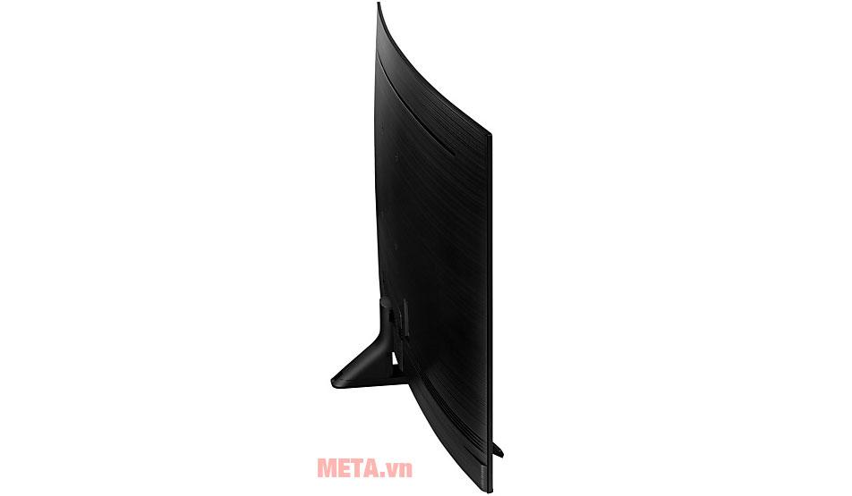 Tivi Samsung 4K UA65NU8500KXXV thiết kế màn hình cong