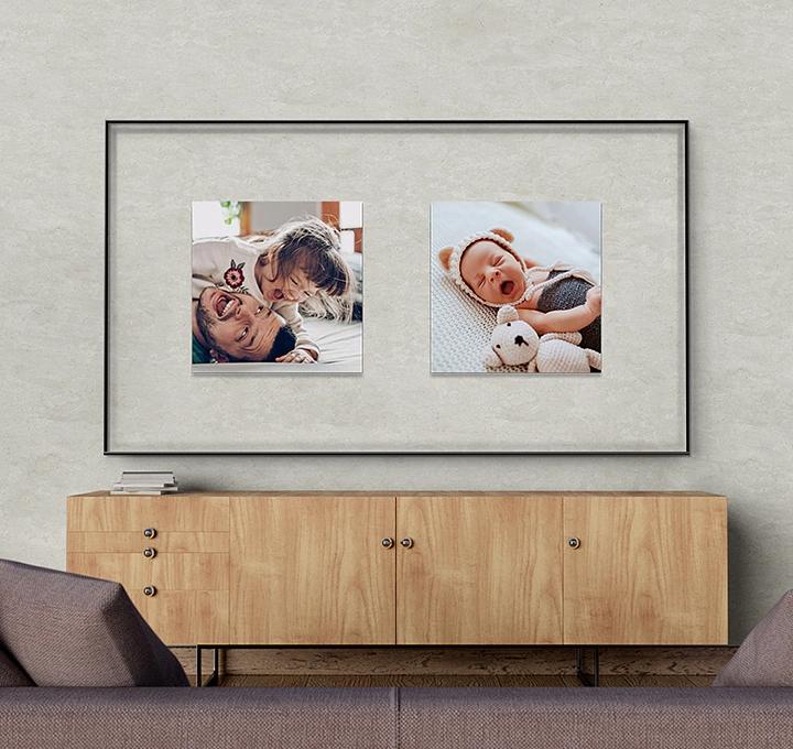Tivi màn hình phăng Samsung