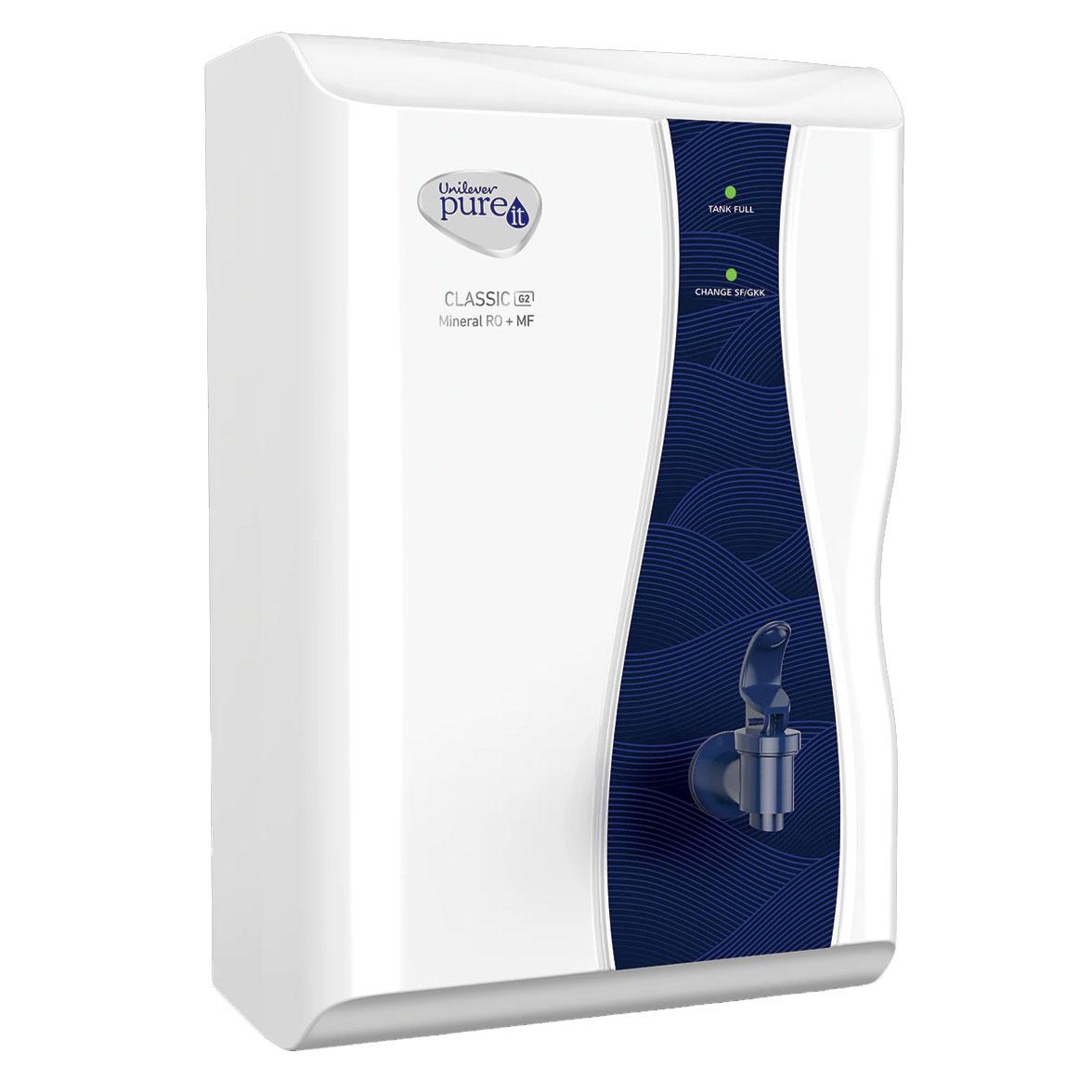 Hình ảnh máy lọc nước Pureit Casa G2 (Mineral RO + MF)