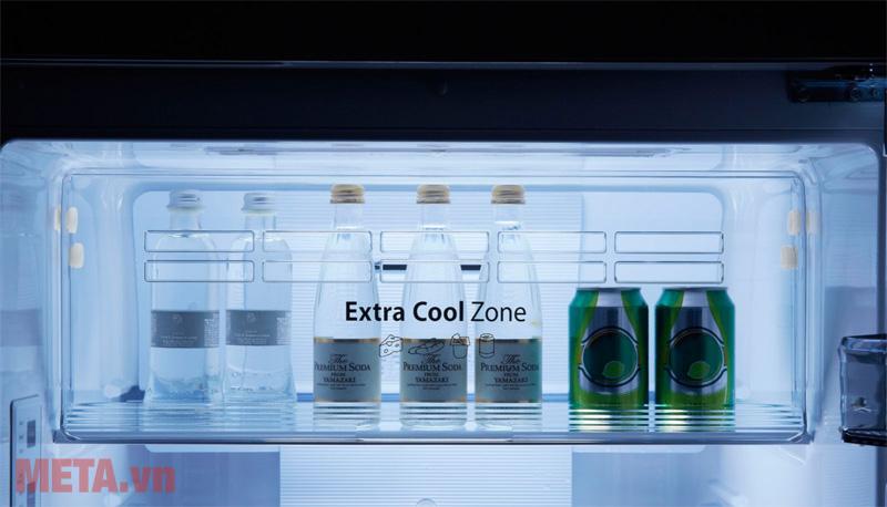 Tủ lạnh Panasonic NR-BL381GAVN
