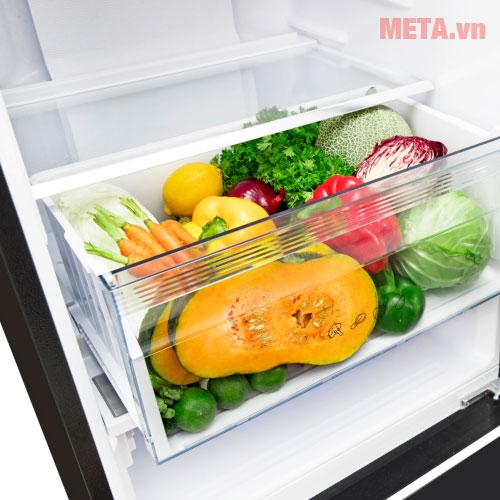 Bảo quản rau quả tươi lâu trong ngăn giữ ẩm Fresh Safe